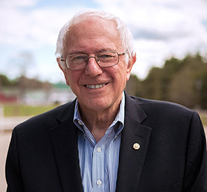 Picture courtesy of the Bernie Sanders campaign.